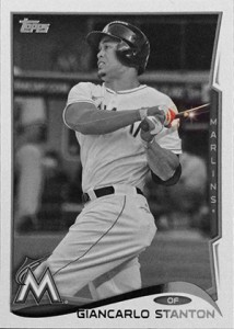 2014 Topps Baseball Sparkle Variation Spotter 35