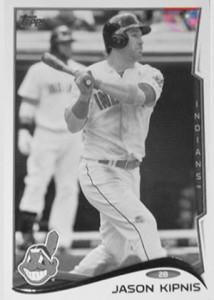 2014 Topps Baseball Sparkle Variation Spotter 37