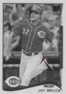 2014 Topps Baseball Sparkle Variation Spotter 22