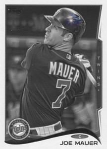 2014 Topps Baseball Sparkle Variation Spotter 23