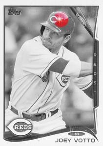 2014 Topps Baseball Sparkle Variation Spotter 5