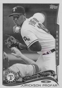2014 Topps Baseball Sparkle Variation Spotter 4