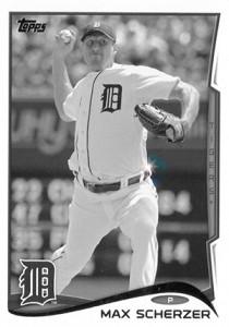 2014 Topps Baseball Sparkle Variation Spotter 43