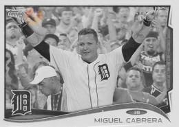 2014 Topps Baseball Sparkle Variation Spotter 38