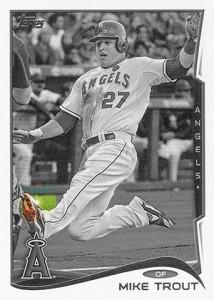 2014 Topps Baseball Sparkle Variation Spotter 1
