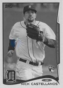 2014 Topps Baseball Sparkle Variation Spotter 31