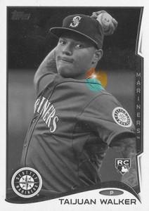 2014 Topps Baseball Sparkle Variation Spotter 14