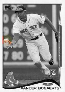 2014 Topps Baseball Sparkle Variation Spotter 24