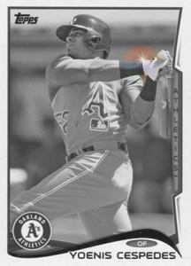 2014 Topps Baseball Sparkle Variation Spotter 2