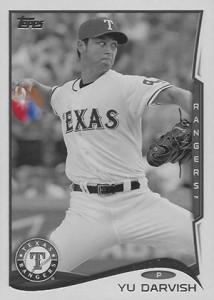 2014 Topps Baseball Sparkle Variation Spotter 44