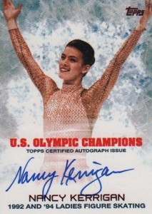 1994 Topps Nancy Kerrigan: My Diary Trading Cards 9