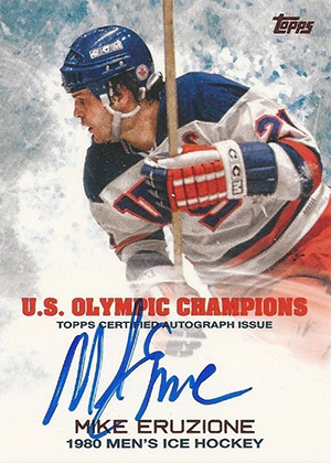 2014 Topps US Olympic and Paralympic Team and Hopefuls Trading Cards 23