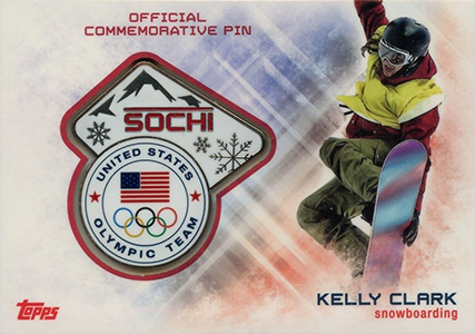 2014 Topps US Olympic and Paralympic Team and Hopefuls Trading Cards 26