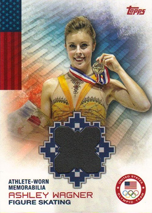 2014 Topps US Olympic and Paralympic Team and Hopefuls Trading Cards 29