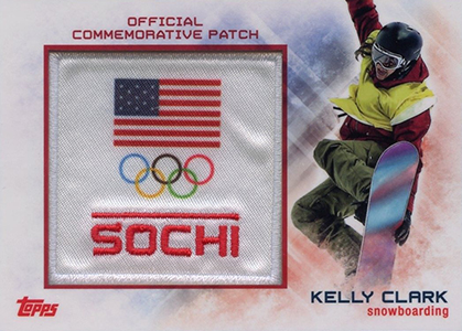2014 Topps US Olympic and Paralympic Team and Hopefuls Trading Cards 25