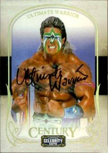 Ultimate Warrior Cards and Memorabilia Guide 9
