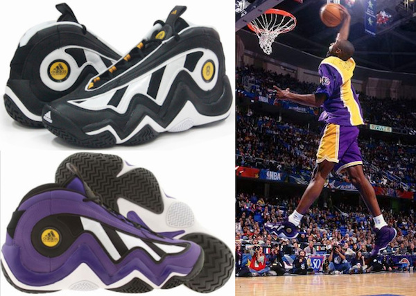 Adidas Kobe Bryant Shoes. *Adidas EQT Elevation: 1996-97