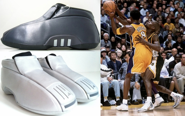 Bryant Gallery Shoes Guide, Visual Kobe History, Timeline,