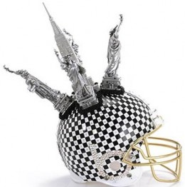 NFL and Bloomingdales Partner for Designer Super Bowl Helmet Auction 3