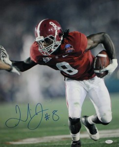 Julio Jones Signed Photo
