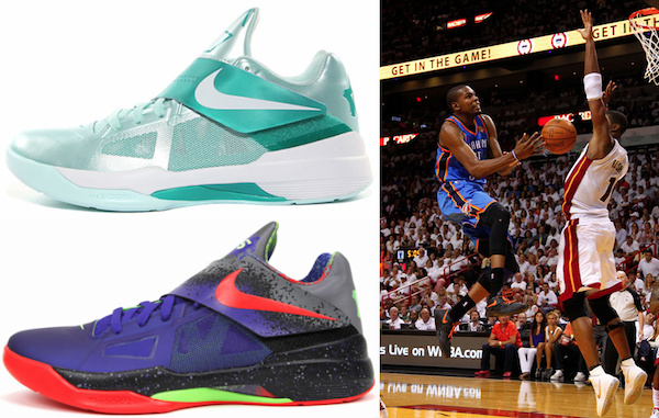 Complete Guide to Kevin Durant Nike KD Shoes 4 9613ea2fb9ba
