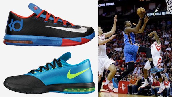 best sneakers 65bfd a167f Complete Guide to Kevin Durant Nike KD Shoes 6