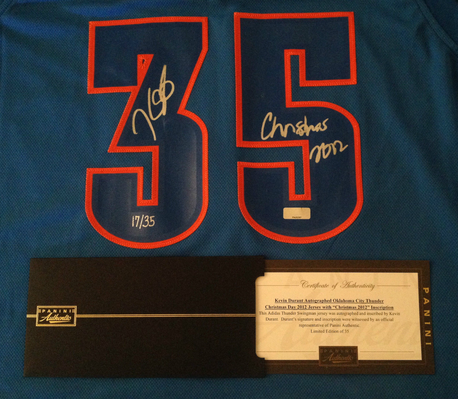aab32a566 Kevin Durant Rookie Cards Checklist and Autographed Memorabilia Guide