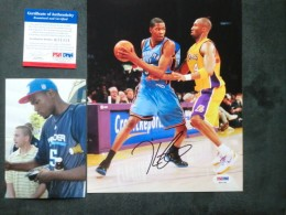 Kevin Durant Signed Photo
