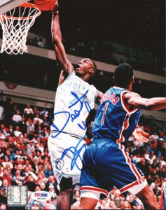 Kevin Garnett Signed Photo
