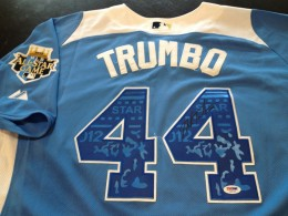 Mark Trumbo Cards and Autograph Memorabilia Buying Guide 24