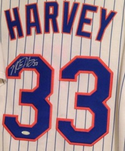 Matt Harvey Cards, Rookie Cards and Autograph Memorabilia Guide 50