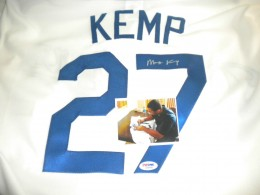 Matt Kemp Cards, Rookie Cards and Autographed Memorabilia Guide 32