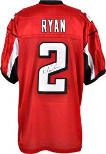 Matt Ryan Cards, Rookie Cards and Autographed Memorabilia Guide 43