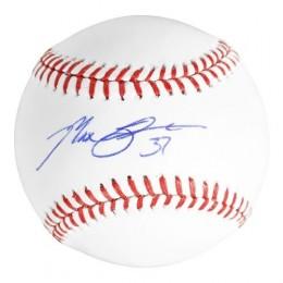 Max Scherzer Signed Baseball