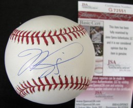 Mike Piazza Signed Baseball