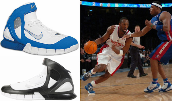 *Nike Air Zoom Huarache 2K5: 2004-05