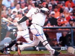 Pablo Sandoval Signed Photo
