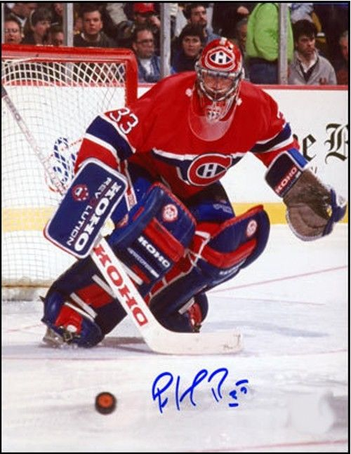 cheap for discount 3f689 4b764 Patrick Roy Cards, Rookie Cards and Memorabilia Buying Guide