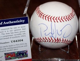 Paul Goldschmidt Signed Baseball