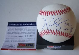 R.A. Dickey Rookie Cards and Autograph Memorabilia Guide 22
