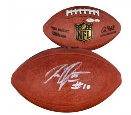 Robert Griffin III Signed Football