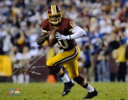 Robert Griffin III Signed Photo