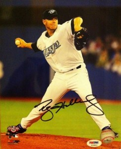 Roy Halladay Signed Photo