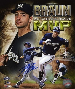 Ryan Braun Cards, Rookie Cards and Autographed Memorabilia Guide 28