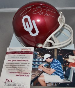 Sam Bradford Football Cards and Autographed Memorabilia Guide 52