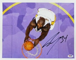Shaquille O'Neal Cards, Rookie Cards and Autographed Memorabilia Guide 29