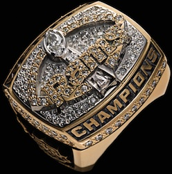 One Ring to Rule Them All! Complete Guide to Collecting Replica Super Bowl Rings 54