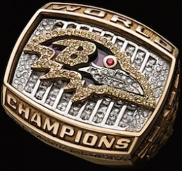 One Ring to Rule Them All! Complete Guide to Collecting Replica Super Bowl Rings 55