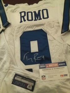 Tony Romo Football Cards, Rookie Cards and Autographed Memorabilia Guide 51