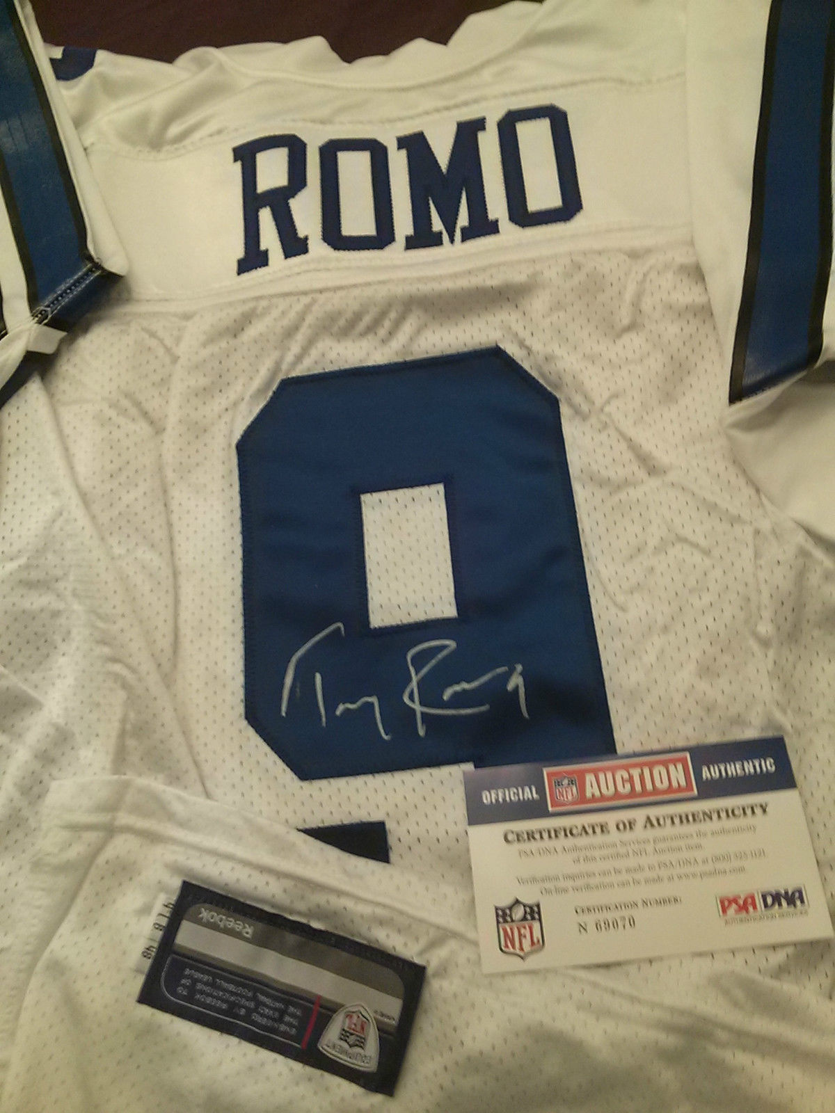 new style bc262 3271c Guide to Buying Tony Romo Cards, Rookie Cards, Autographed ...